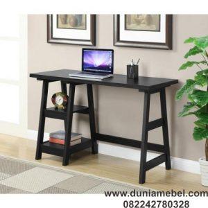 meja kerja A-frame