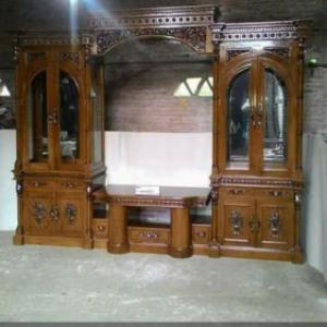 Lemari BCA 4 pintu