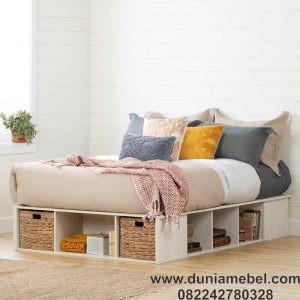 Tempat Tidur Modern Murah