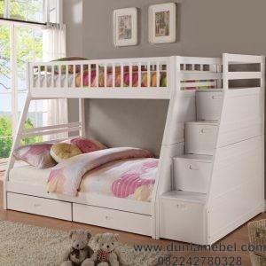 Tempat Tidur Susun Anak Minimalis