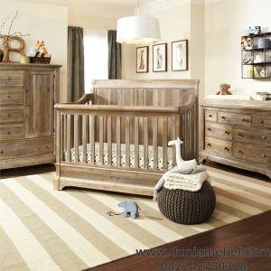 Ranjang Bayi Klasik