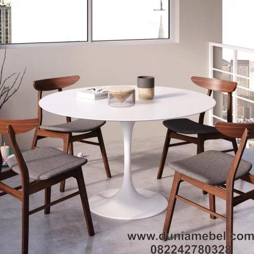 Kursi Cafe Minimalis Modern Dunia Mebel
