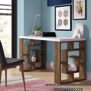 Meja Kantor Minimalis Modern Inispolan