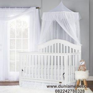 Tempat Tidur Bayi Murah Klasik