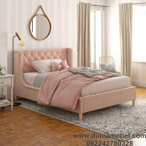 Tempat Tidur Anak Minimalis Glamor