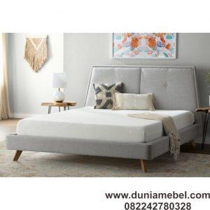 Tempat Tidur Minimalis Busa Safiya