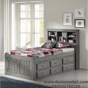 Tempat Tidur Minimalis Giulia