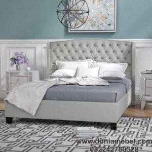 Tempat Tidur Minimalis Lapis Busa