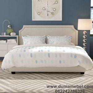 Tempat Tidur Minimalis Model Jok