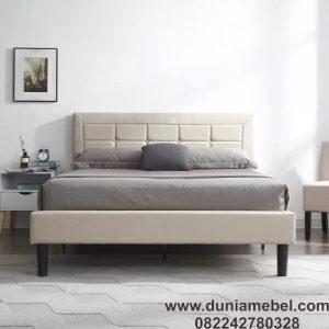 Tempat Tidur Minimalis Modern Busa