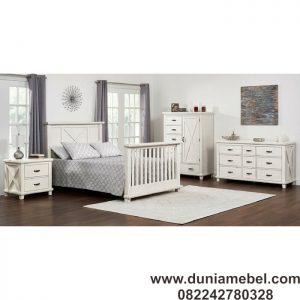 Tempat Tidur Anak Set klasic
