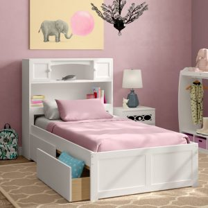 Tempat Tidur Anak Minimalis 2 Laci