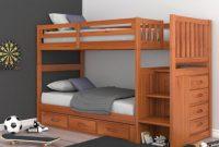 Tempat Tidur Susun Natural