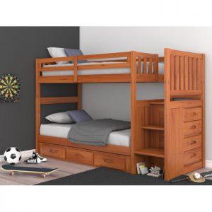 Tempat Tidur Tingkat Minimalis Klasik