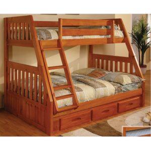 Tempat Tidur Susun Minimalis
