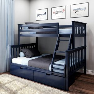 Tempat Tidur Tingkat Anak 2 Laci