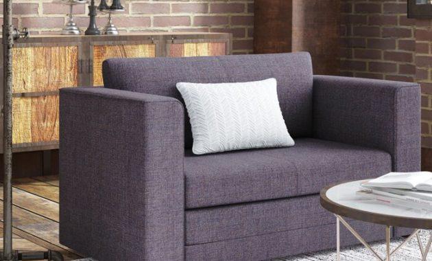 Kursi Sofa Minimalis Loveseat
