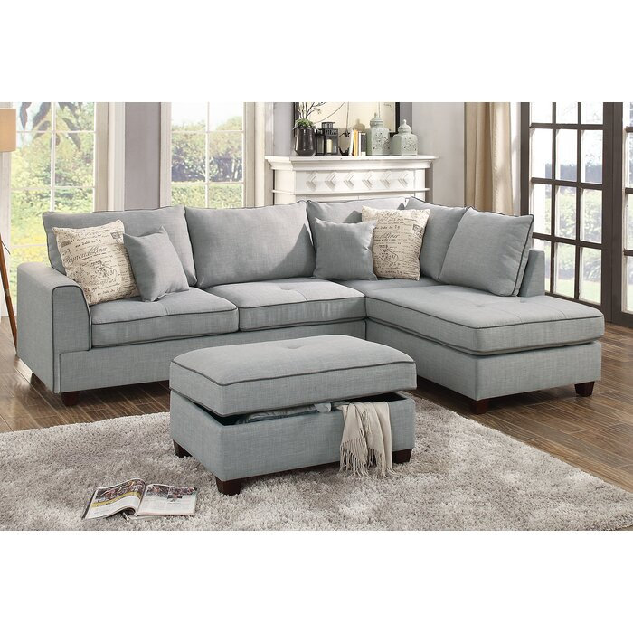 Kursi Sofa Set Malta Sectional