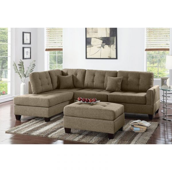Kursi Sofa Set Romulus Sectional